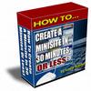 30 Minutes Minisite MRR!