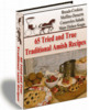 Thumbnail 65 Tried And True Traditional Amish Recipes with MRR