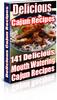 Thumbnail Delicious Cajun Recipes With MRR