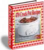 Thumbnail 470 Crock Pot Recipes With MRR