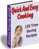Thumbnail Quick And Easy Cooking - 155 Time Saving Recipes