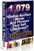 Thumbnail Online Auction Words And Phrases That Sell Like Crazy!