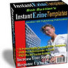 Thumbnail Instant Ezine Templates Gold With MRR