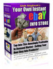 Thumbnail Your Own Instant Ebay Info Store With MRR!