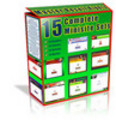 Thumbnail 15 Complete Mini Site Sets With MRR