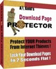 Thumbnail Download Page Protector With MRR