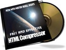 Thumbnail HTML Compressor Compress Your HTML Files