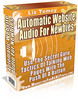 Thumbnail Automatic Website Audio For Newbies With MRR