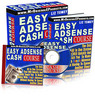 Thumbnail Easy Adsense Cash Course With MRR