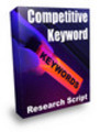 Competitive Keyword Research Script With PLR