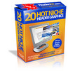 Thumbnail 20 Hot Niche Headers With MRR