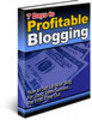 Thumbnail 7 Days To Profitable Blogging With PLR
