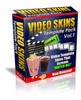 Thumbnail Video Skin Templates Pack Personal Use With MRR