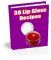 Thumbnail 30 Lip Gloss Recipes With MRR