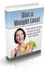 Thumbnail Diet & Weight Loss Newsletter