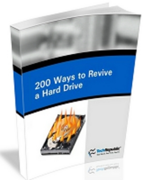 Product picture 200 ways to recover your hard drive ebook