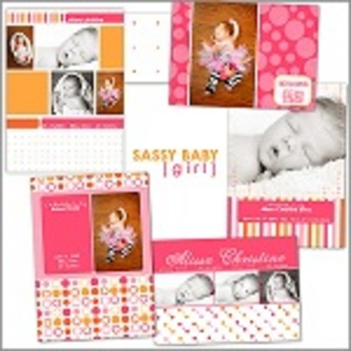 Product picture Baby Templates with MRR