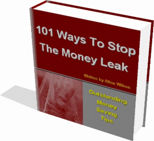 Product picture 101 Ways To Stop The Money Leak with MRR