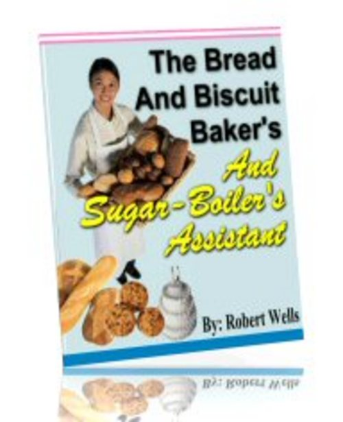 Product picture The Bread And Biscuit Bakers And Sugar-boilers Assistant