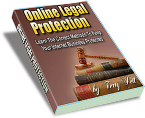 Product picture Online Legal Protection With MRR