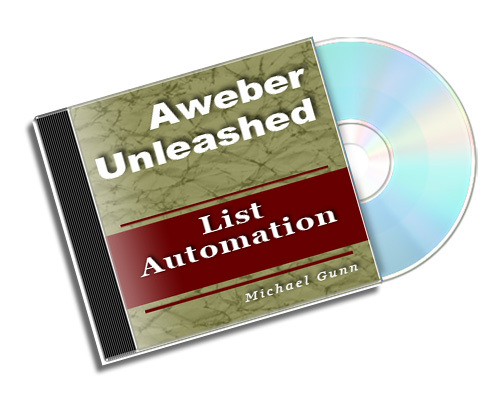 Product picture Aweber Unleashed Video Tutorial Nº06! With MRR