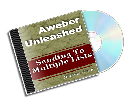 Product picture Aweber Unleashed Video Tutorial Nº08! With MRR