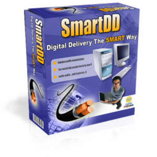 Product picture Smart DD Digital Delivery With Master Resale Rights