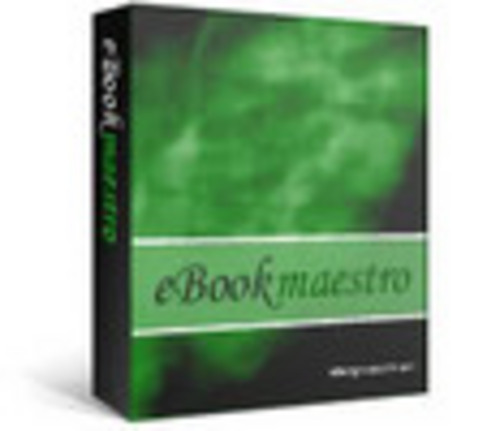 Product picture Ebook Maestro (Software)