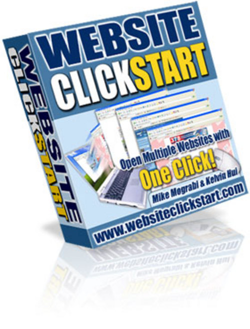 Product picture Website Clickstart - Site Build