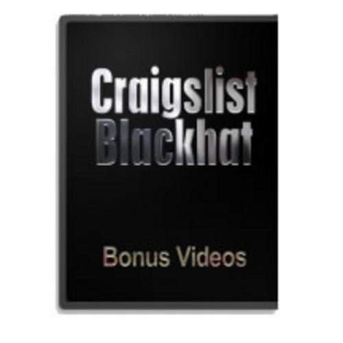 Product picture Craigslist Blackha - Video 11 - Secret Bonus Technique 2