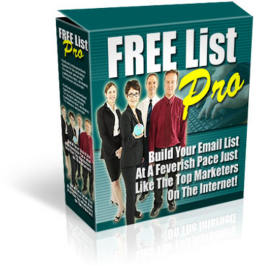 Product picture Free List Pro With MRR