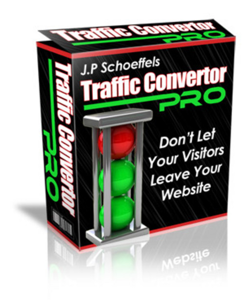 Product picture Traffic Convertor Pro With MRR