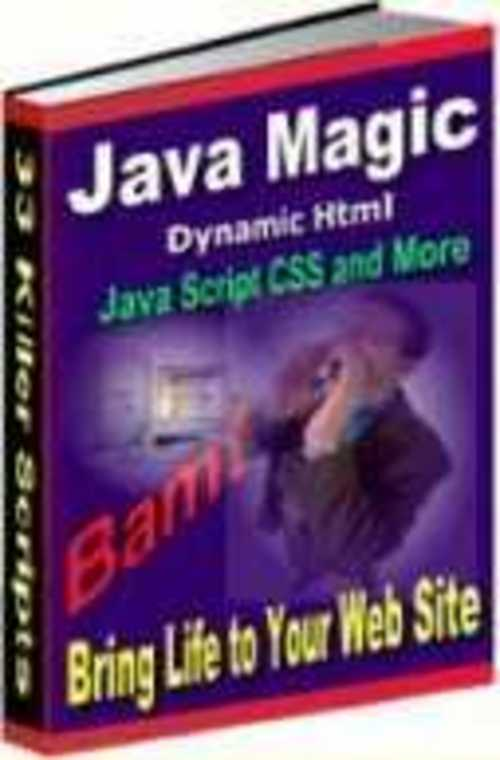 Product picture Java Magic With MRR