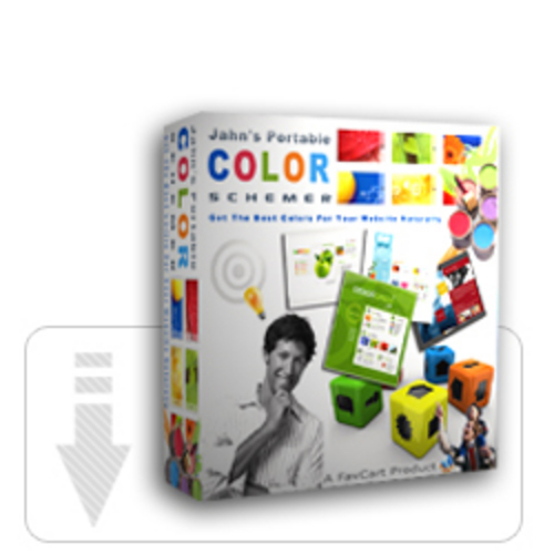 Product picture The Handy Color Schemer With MRR