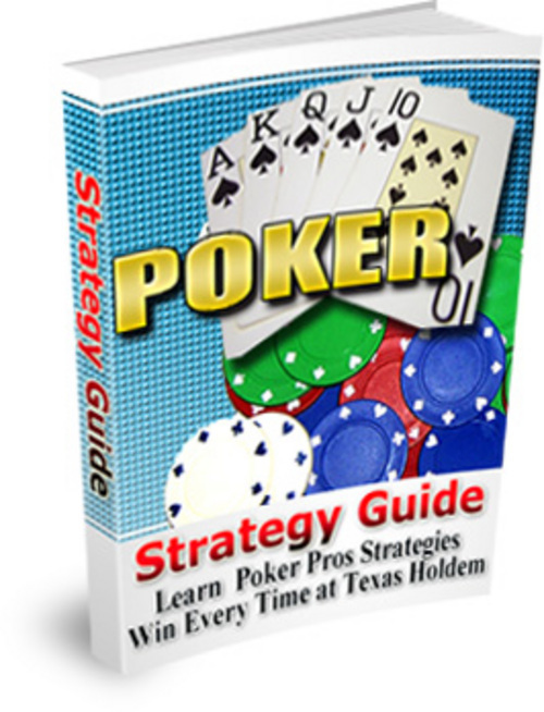 Product picture Online Poker Strategy With MRR