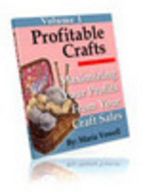 Product picture Profitable Crafts Volume 1