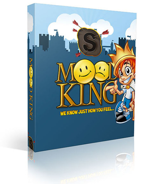 Product picture Mood King Software with Resale Rights