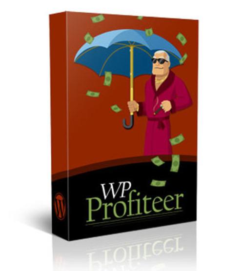 Product picture WP Profiteer Plugin