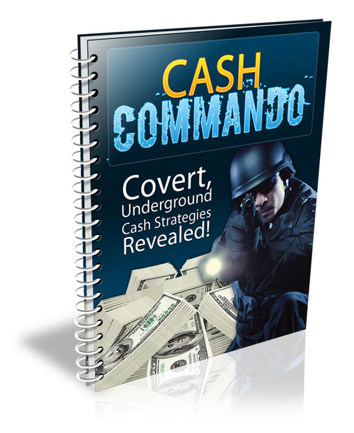 Product picture Cash Commando
