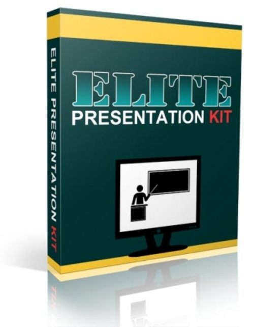 Product picture Elite Presentation Kit